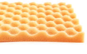 Wyroby z poliuretanowej, moletowanej pianki rozpraszającej ESD