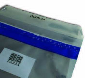 SHIELDING BAGS ESD/EMI WITH PROTECTIVE SAFETY TAPE