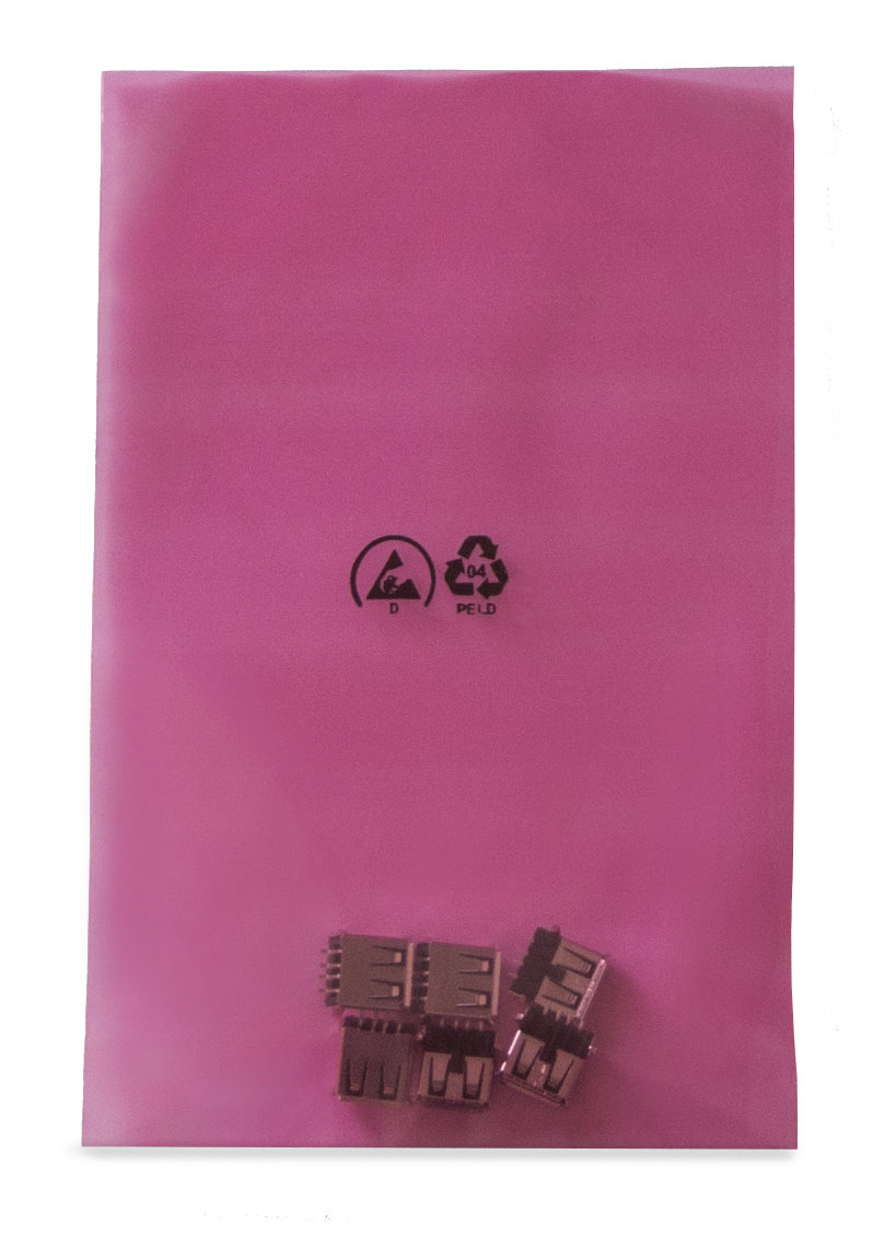 ESD DISSIPATIVE BAGS